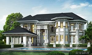 แบบบ้าน classic style